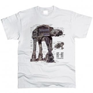 Star Wars AT-AT 01 - Футболка мужская