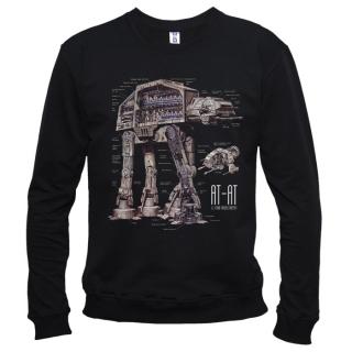 Star Wars AT-AT 02 - Свитшот мужской