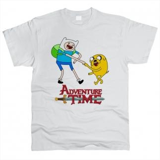 Adventure Time 02 - Футболка мужская
