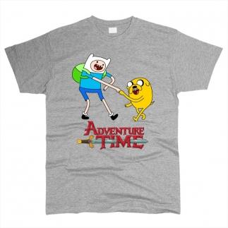 Adventure Time 03 - Футболка мужская