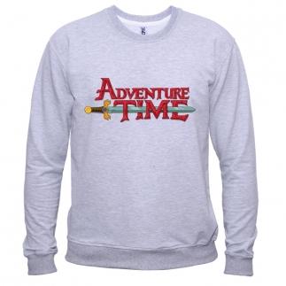 Adventure Time 04 - Свитшот мужской