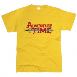 Adventure Time 04 - Футболка мужская