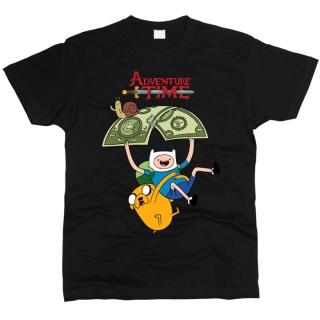 Adventure Time (Время приключений) 05 - Футболка мужская
