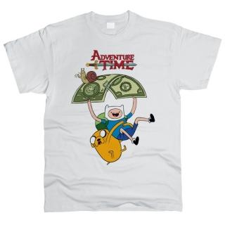 Adventure Time (Время приключений) 06 - Футболка мужская