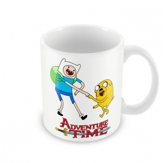 Чашка Adventure Time 01