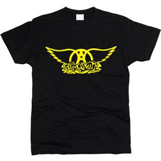 Aerosmith 01 - Футболка мужская