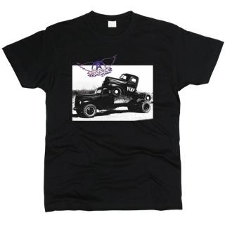 Aerosmith 05 - Футболка мужская