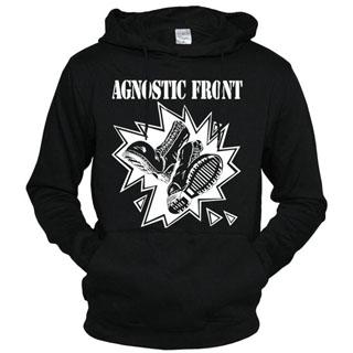 Agnostic Front 01 - Толстовка мужская