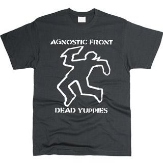 Agnostic Front 02 - Футболка мужская