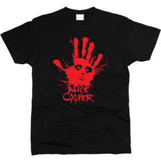 Alice Cooper 01 - Футболка мужская