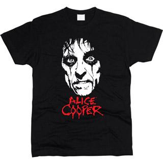 Alice Cooper 02 - Футболка мужская
