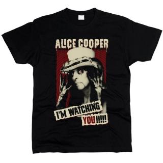 Alice Cooper 04 - Футболка мужская