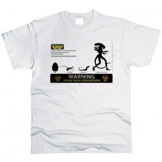 Alien 01 - Футболка мужская