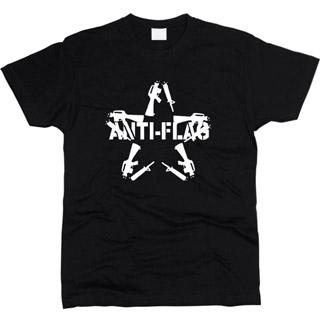 Anti-Flag 01 - Футболка мужская