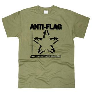 Anti-Flag 02 - Футболка мужская