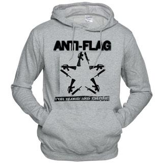 Anti-Flag 02 - Толстовка мужская