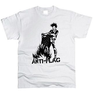 Anti-Flag 04 - Футболка мужская