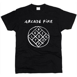 Arcade Fire 02 - Футболка мужская