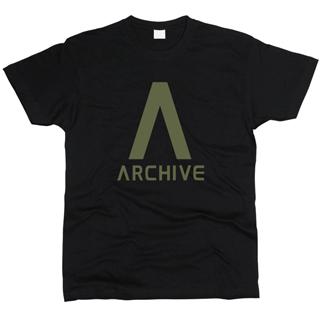Archive 02 - Футболка мужская