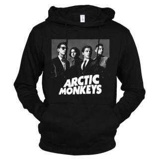 Arctic Monkeys 02 - Толстовка мужская