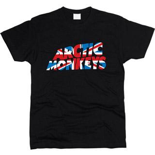 Arctic Monkeys 05 - Футболка мужская