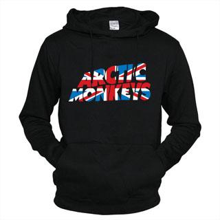 Arctic Monkeys 05 - Толстовка мужская