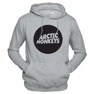 Arctic Monkeys 07 - Толстовка мужская