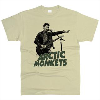 Arctic Monkeys 08 - Футболка мужская