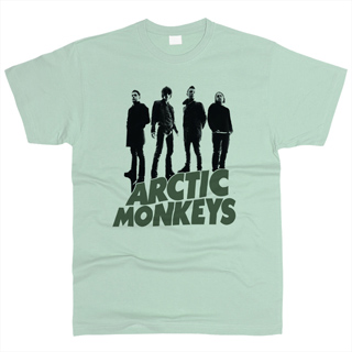 Arctic Monkeys 09 - Футболка мужская