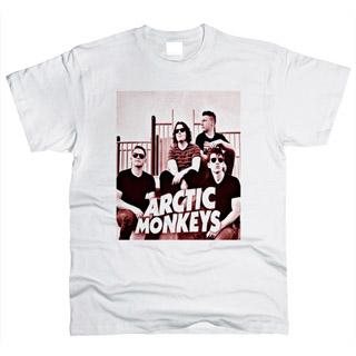 Arctic Monkeys 10 - Футболка мужская