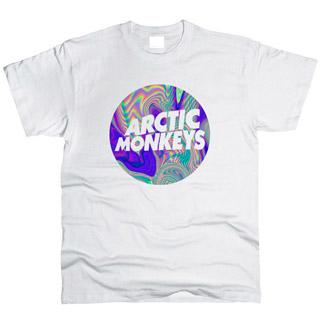 Arctic Monkeys 11 - Футболка мужская