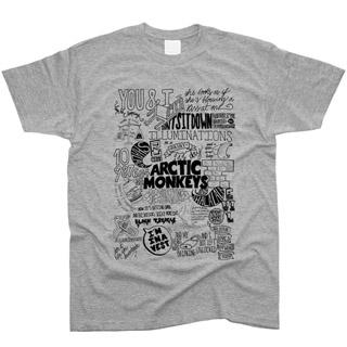 Arctic Monkeys 12 - Футболка мужская