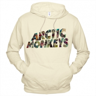 Arctic Monkeys 14 - Толстовка мужская
