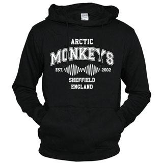 Arctic Monkeys 15 - Толстовка мужская