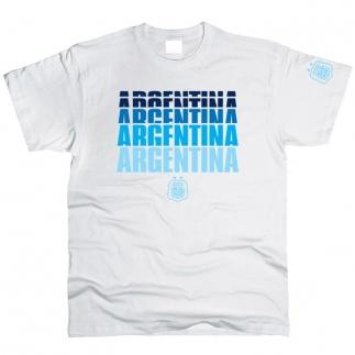 Argentina 01 - Футболка мужская