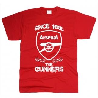 Arsenal 01 - Футболка мужская