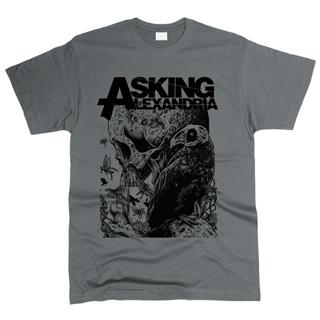 Asking Alexandria 01 - Футболка мужская