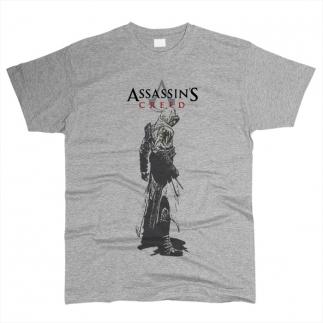 Assassin's Creed 03 - Футболка мужская