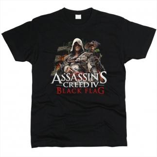 Assassin's Creed 05 - Футболка мужская