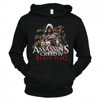 Assassin's Creed 05 - Толстовка мужская