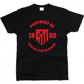 Atletico 01 - Футболка мужская