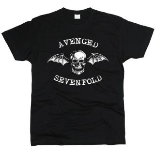 Avenged Sevenfold 04 - Футболка мужская