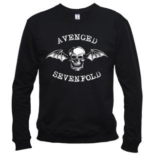 Avenged Sevenfold 04 - Свитшот мужской