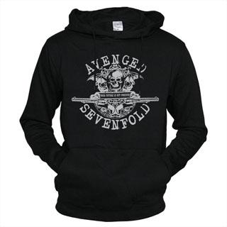Avenged Sevenfold 02 - Толстовка мужская