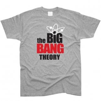 Теория Большого Взрыва 01 - Футболка мужская