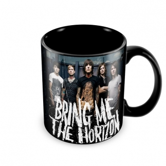 Чашка Bring Me The Horizon 01