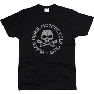 Black Rebel Motorcycle Club 01 - Футболка мужская