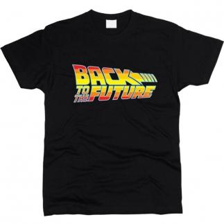 Back To The Future 02 - Футболка мужская