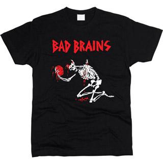 Bad Brains 04 - Футболка мужская