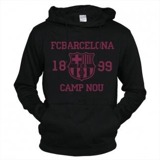 Barcelona 01 - Толстовка мужская